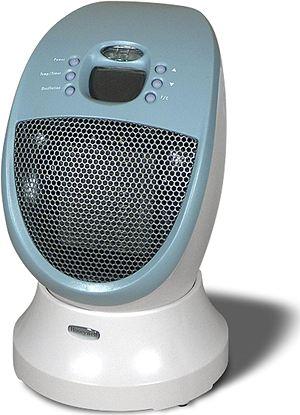 Honeywell Hz335 Sureset Oscillating Ceramic Heater